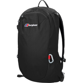 Berghaus Twentyfourseven 20 Backpack Black/Black